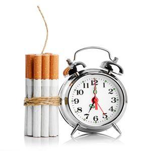 מהו הזמן הכי טוב להפסיק לעשן