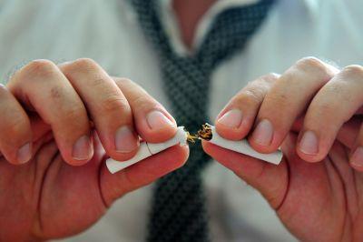 אל תתנו לבעיית העישון לשבור את המוטיבציה