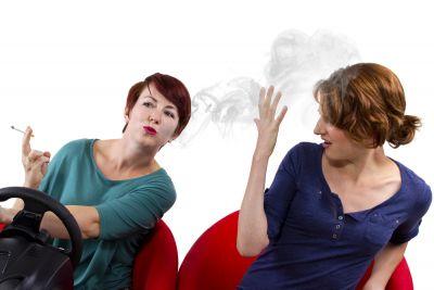 עישון פסיבי בשגרה ובהריון