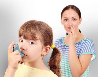 כיצד העישון משפיע על הילדים