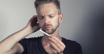 הקשר בין דיכאון לגמילה מעישון