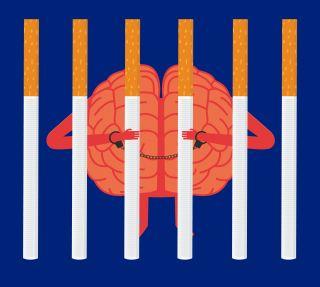 התמכרות פסיכולוגית לעישון