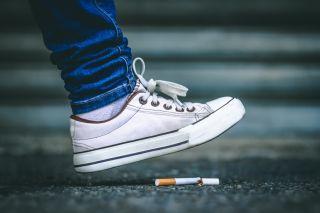הסתרת הסיגריות ומוצרי טבק בחנויות